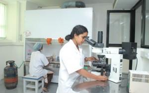Flourescent Microscope