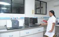 Fourier Transform Infrared Spectrophotometer